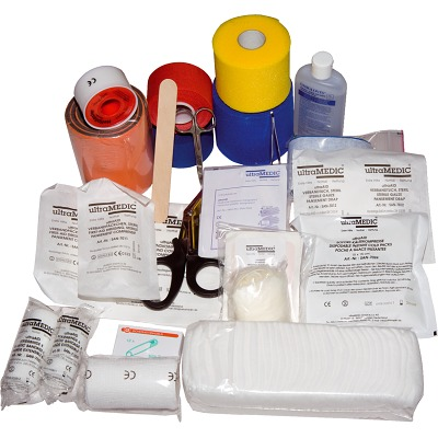 Nachfüllpackung für Rettungsrucksack