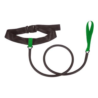 StrechCordz Aqua-Gym Short-Belt, Grün, Zugstärke 3,6-10,8 kg
