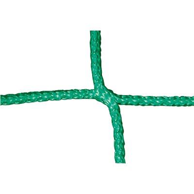 Knotenloses Jugendfußballtornetz 515 x205 cm, Grün