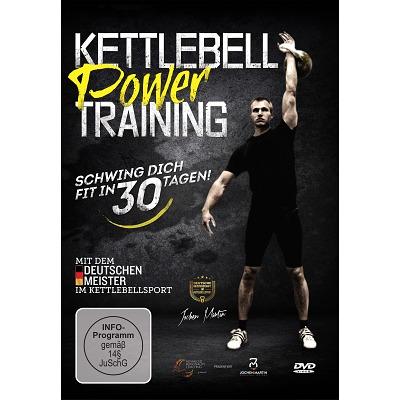 DVD Kettlebell Power Training - Schwing Dich fi...