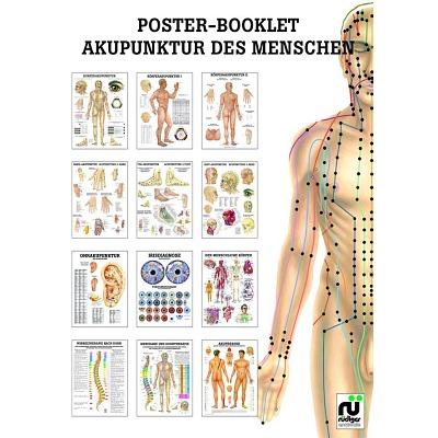 Miniposter-Booklet, Akupunktur