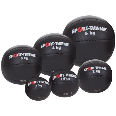 Sport-Thieme® Medizinball-Set ´´Schwarz´´
