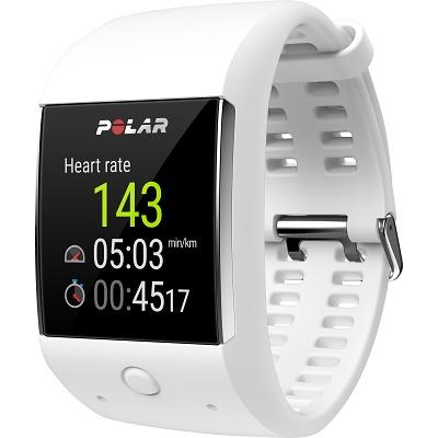 Polar® GPS Smartwatch M600´´, White´´