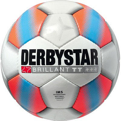 Derbystar® Fußball Brillant TT Orange´´´´