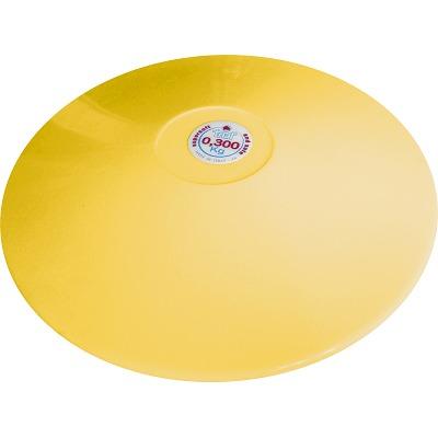 Trial Diskus, 0,3 kg, Gelb