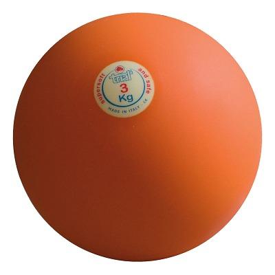 Trial Stoßkugel, 3 kg, Orange