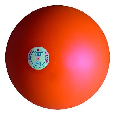 Trial Stoßkugel, 5 kg, Orange