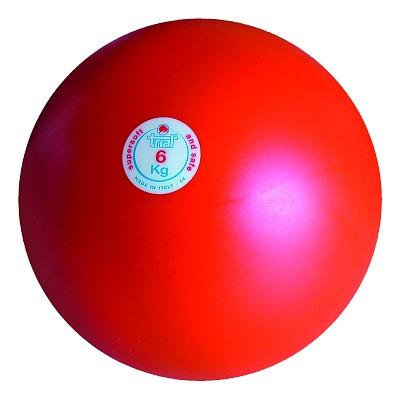 Trial Stoßkugel, 6 kg, Rot