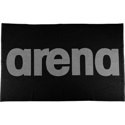 "Arena® Badetuch ""Handy´´, Black/Grey"