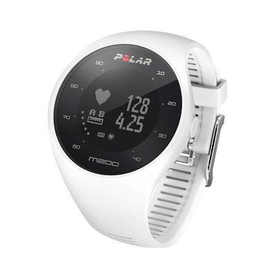 Polar® Herzfrequenzmesser M200´´, Weiß´´