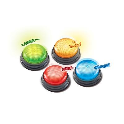 LR® Antwort-Buzzer, Mit Licht und Ton
