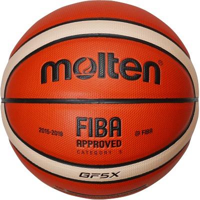 Molten® Basketball GFX´´, Größe 5´´