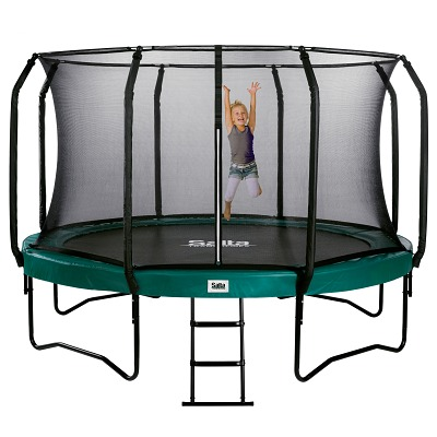 outdoor trampoline preiswert im sport thieme online shop kaufen. Black Bedroom Furniture Sets. Home Design Ideas