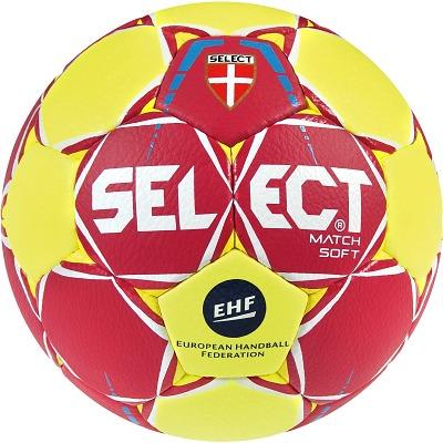 Select® Handball Match Soft´´, Größe 3´´