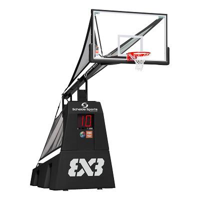 Schelde Basketballanlage ´´SAM 3x3´´