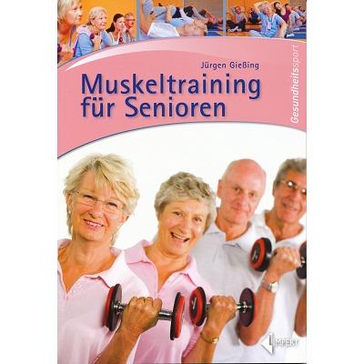 Buch Muskeltraining für Senioren´´´´
