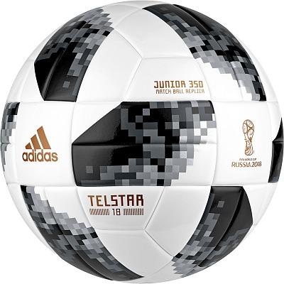Adidas® Fußball Telstar 18 Junior´´, Größe 5, c...