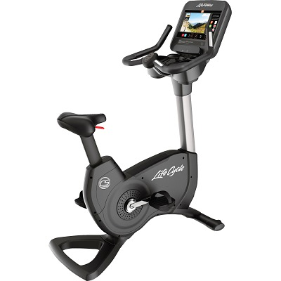 Life Fitness Heimtrainer ´´Platinum Club Series´´, Discover SE3 HD Konsole