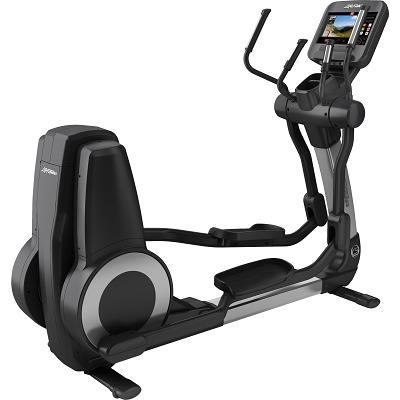 Life Fitness Crosstrainer ´´Platinum Club Series´´, Discover SE3 HD Konsole