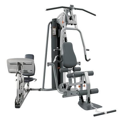 Life Fitness® Kraftstation G4´´, Mit Beinpresse´´