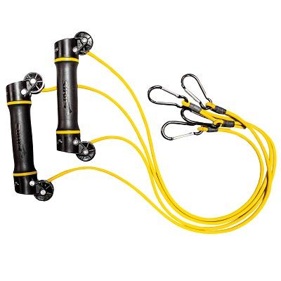 Finis Slide Dryland Trainer, Gelb, 7 mm