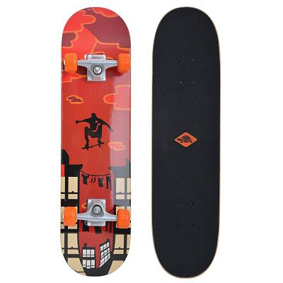 Schildkröt Skateboard