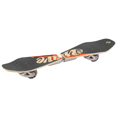 "Street Surfing Waveboard  Wave Rider ""Abstract"""