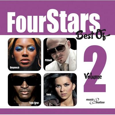 CD FourStars Best of Vol. 2´´´´