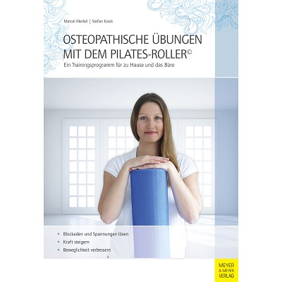 Buch Osteopathische Übungen mit dem Pilates-Rol...