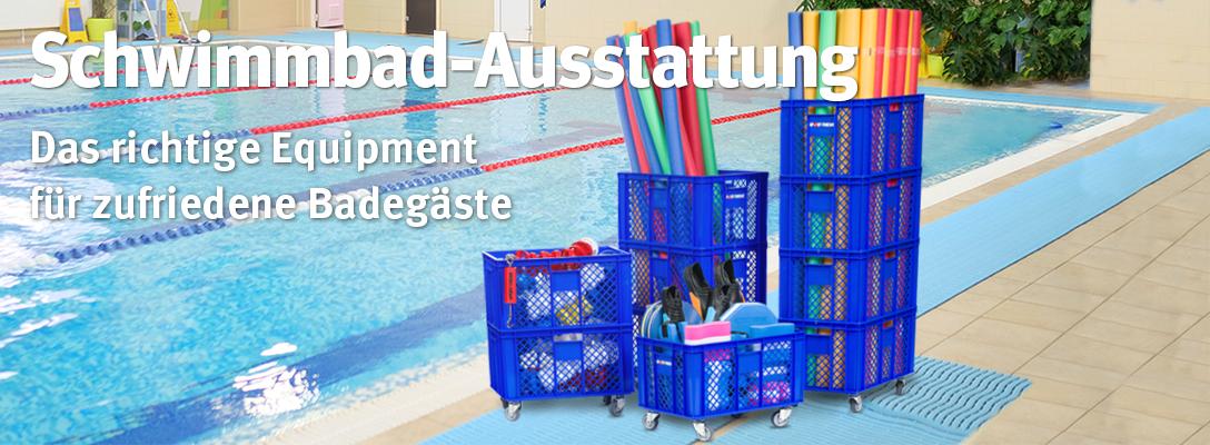 Schwimmbad-Ausstattung: Alles für zufriedene Badegäste