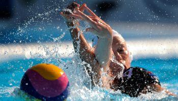 Die Deutsche Wasserball Liga spielt mit Mikasa