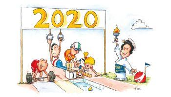 Sport-Thieme wünscht euch ein frohes neues Jahr 2020!