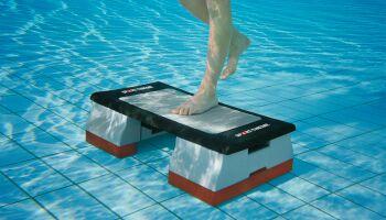 Sport-Thieme Badeparty auf dem 3. DLRG Symposium Schwimmen