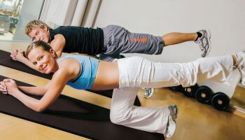 Fit-Paket: 10 Sport-Thieme Fitnessgeräte mit Übungsideen