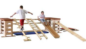 5 spannende Ideen für das Kinderturnen mit Sprungkästen