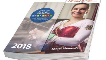 Der neue Sport-Thieme Hauptkatalog kommt!