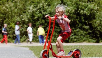 Kinderfahrzeuge: Koordinative Fähigkeiten stärken