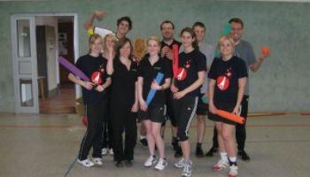 Ausbildungsberuf Fachlagerist bei Sport-Thieme