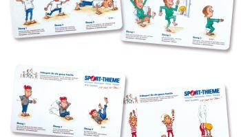 Gewinnspiel bei Sport-Thieme – Zeigt her eure Sportgeräte!