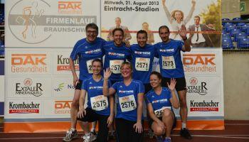 5. DAK Firmenlauf in Braunschweig 2013