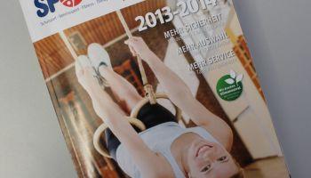 Der Sport-Thieme Katalog 2013/2014 ist da!