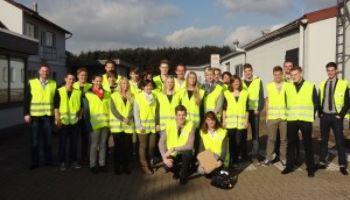 Sport-Thieme Azubis bei Nordpack in Hannover