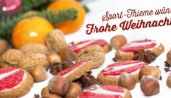 Sport-Thieme Blog wünscht Frohe Weihnachten