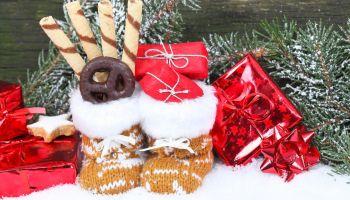 Wir wünschen euch einen schönen Nikolaustag!
