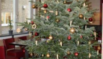 Die Sport-Thieme Azubis machen eine Weihnachtsfeier