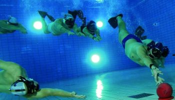 Unterwasserrugby: eine ungewöhnliche und faszinierende Sportart