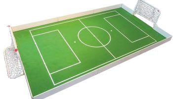 Trickkick - Die kompakte Fußball-Arena für packende Zweikämpfe