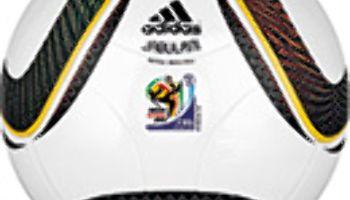 Der Fußball-WM Spielball entwickelt sich