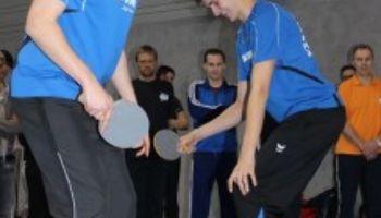 Azubi-Einsatz auf der Sport-Thieme Akademie 2014