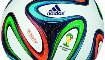 Das WM 2014 - Gewinnspiel! Gewinne den original Brazuca von Adidas!